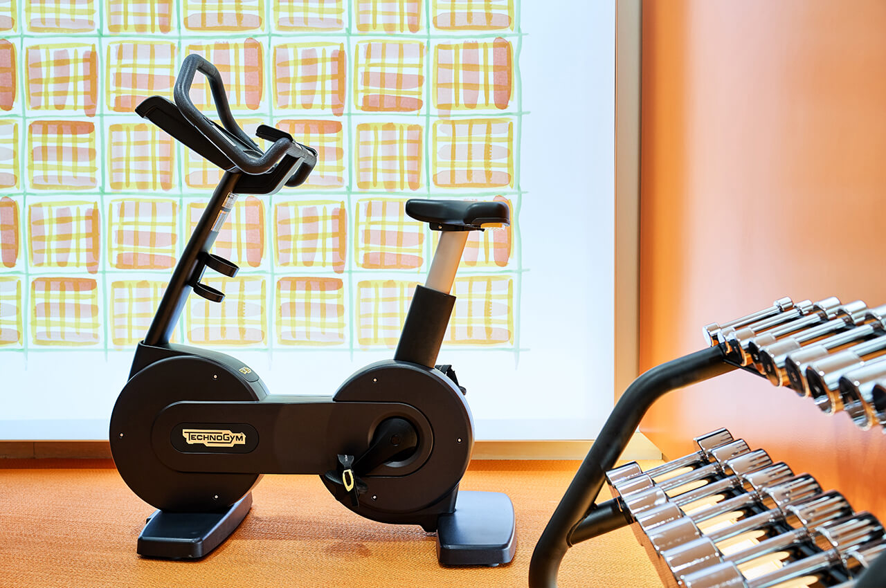 Hotel Gallery Fitness 2
