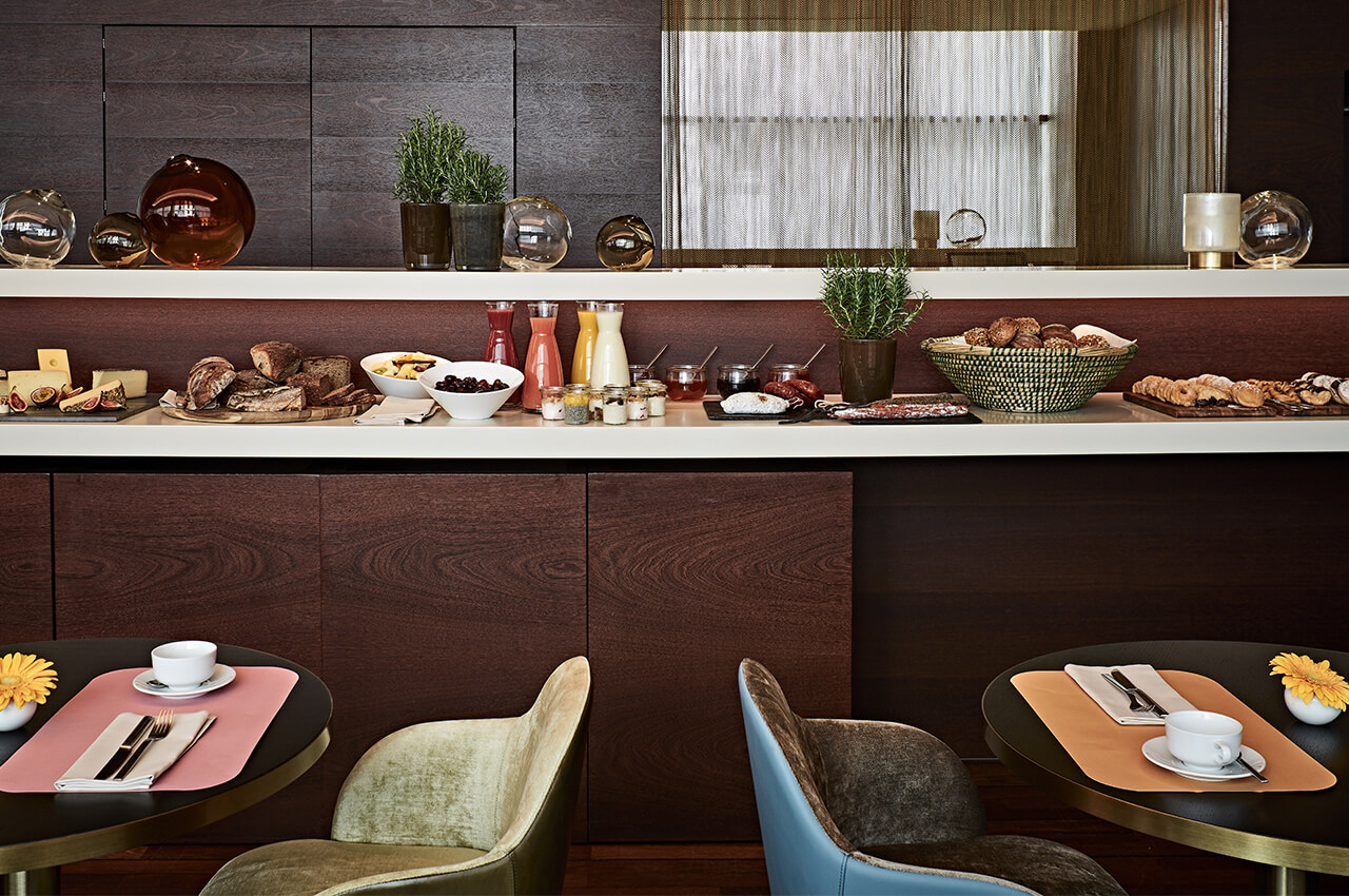 Hotel Gallery Fruehstueckbuffet