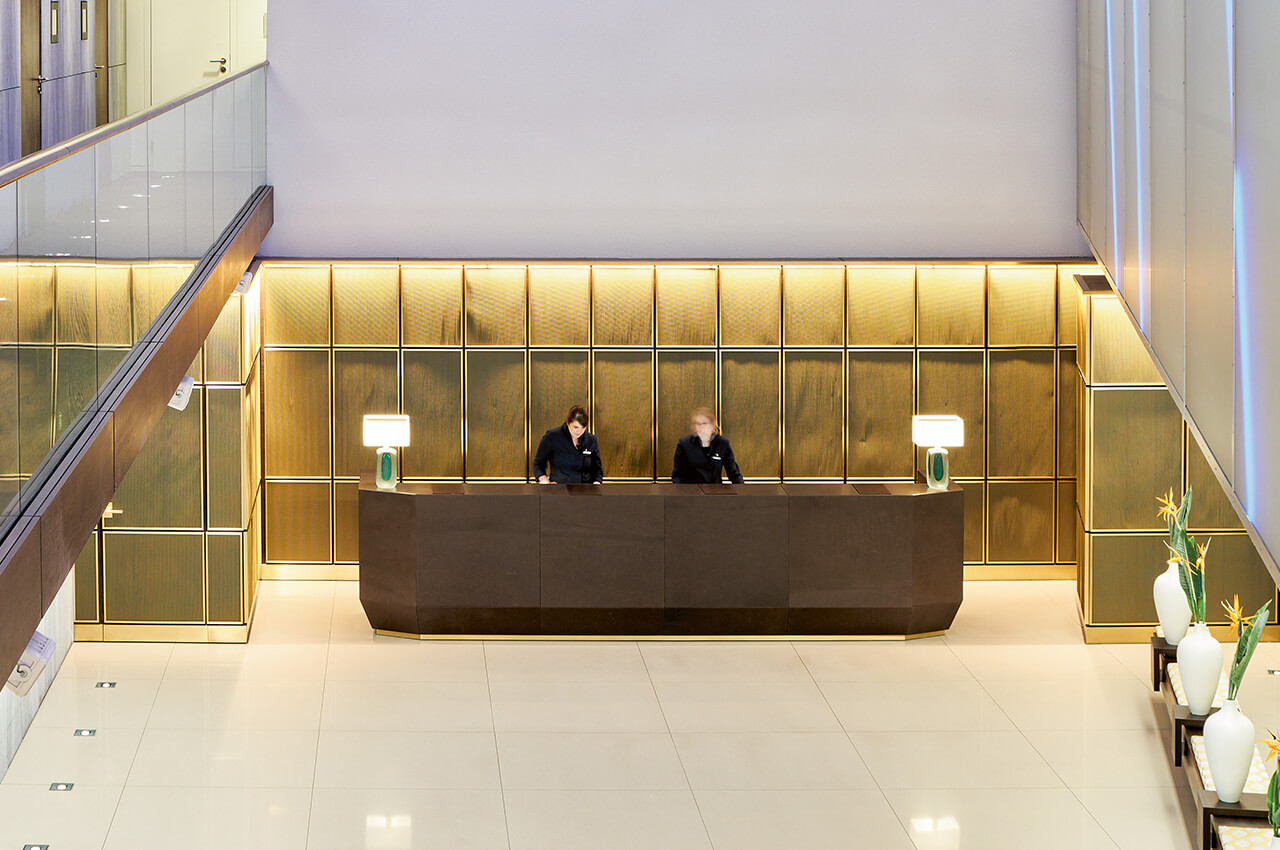 Hotel Gallery Lobby