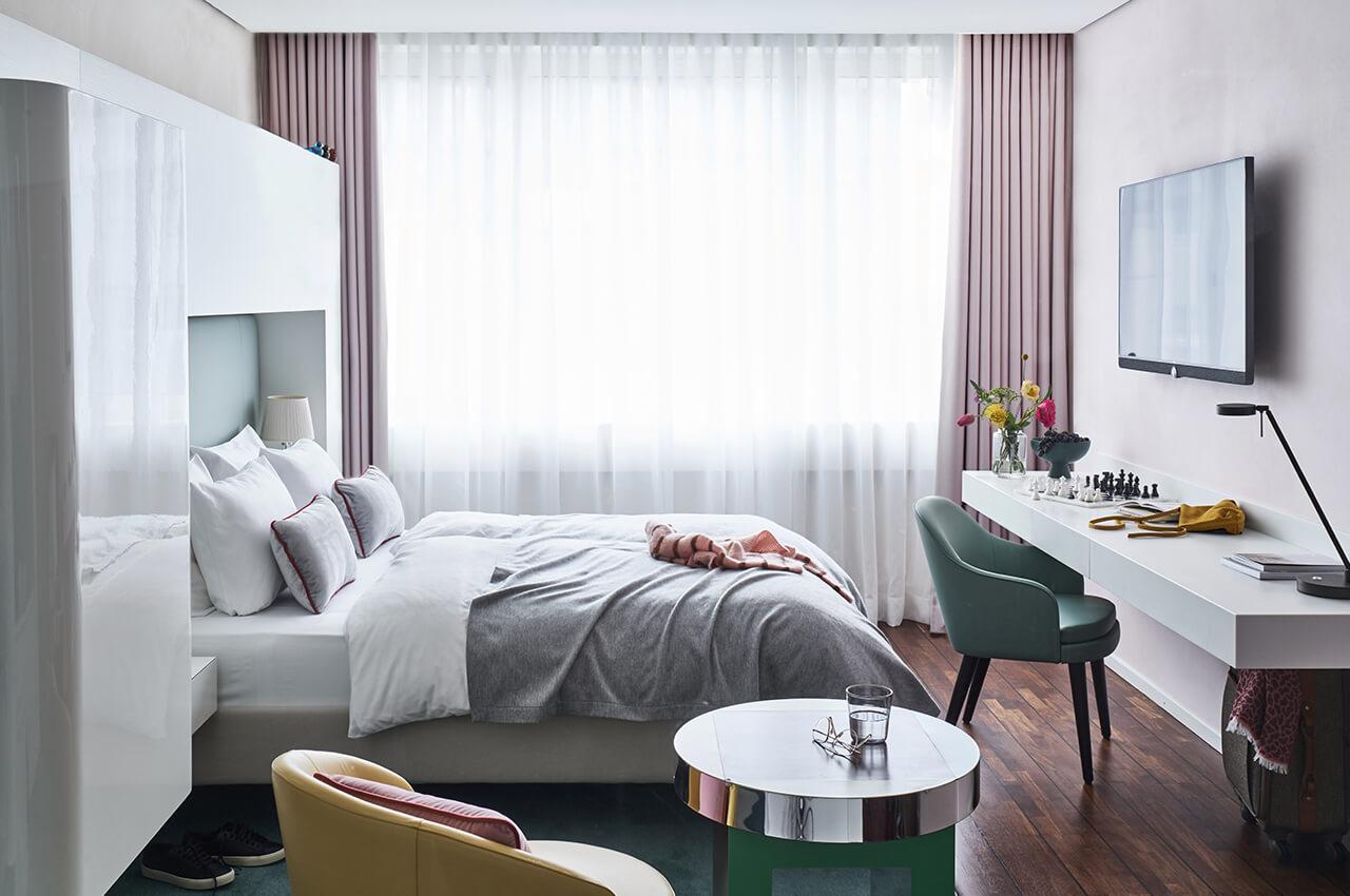 Hotel Gallery Zimmer Superior