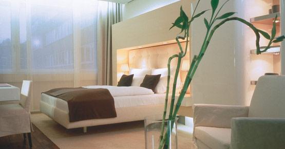 Superior Zimmer mit Queen Size Bett