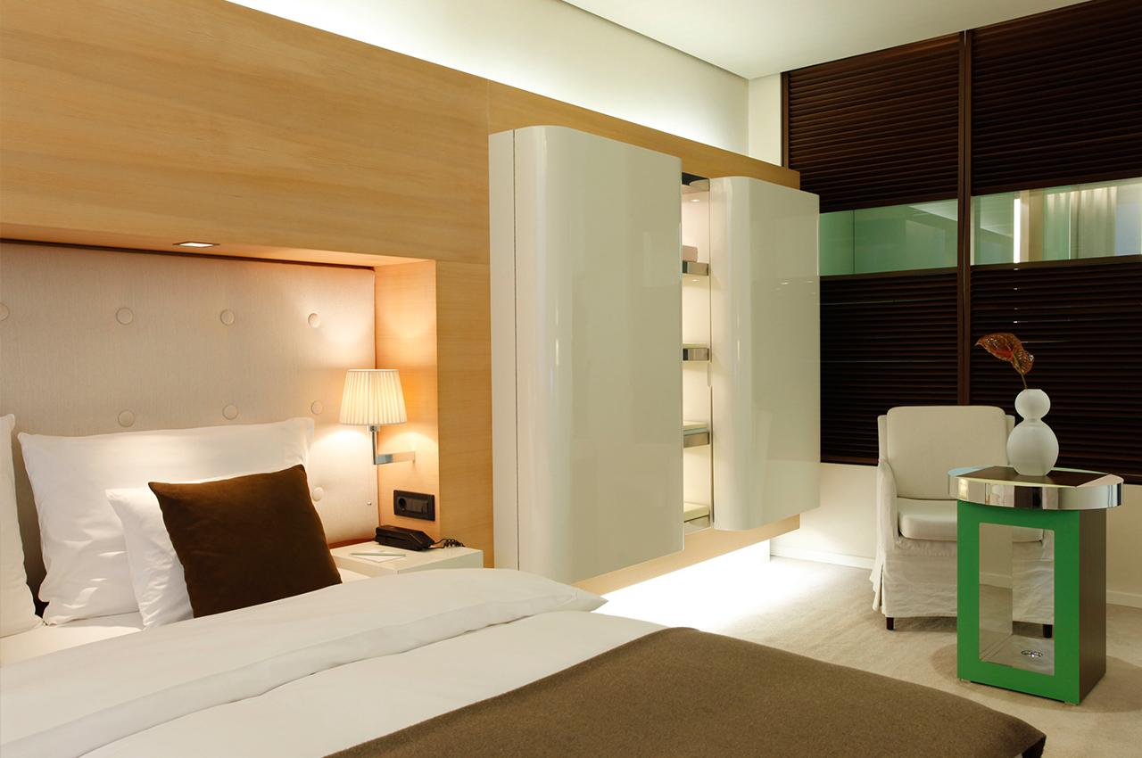 SIDE Hotel – Superior Zimmer
