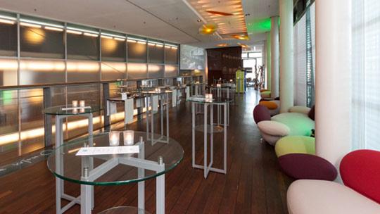 Hotel Sky Lounge Design Ambiente