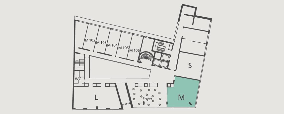 Grundriss Hotelfoyer : Conferences side hamburg