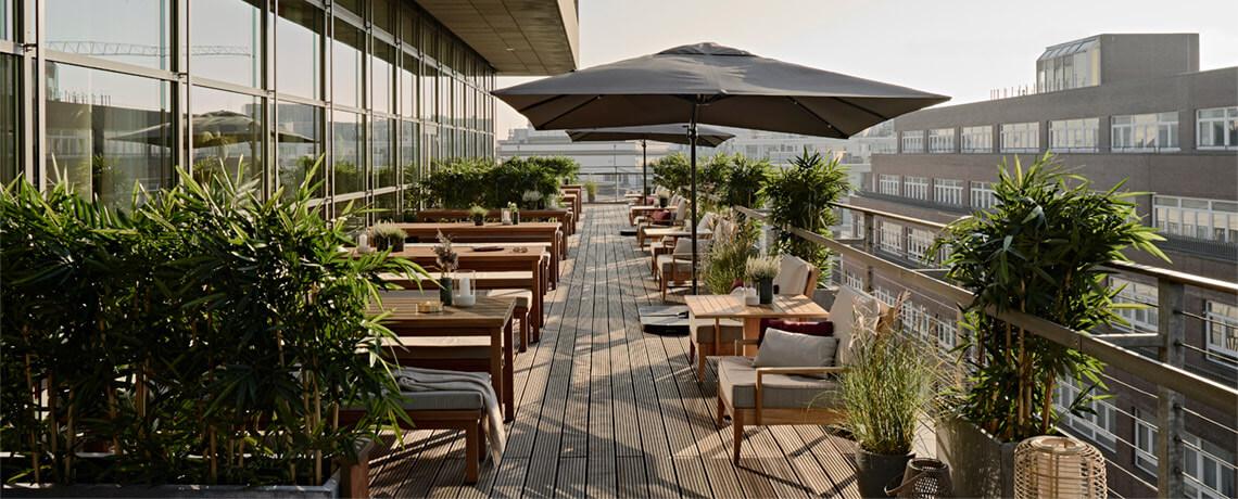 Hotel Tagung Terrasse