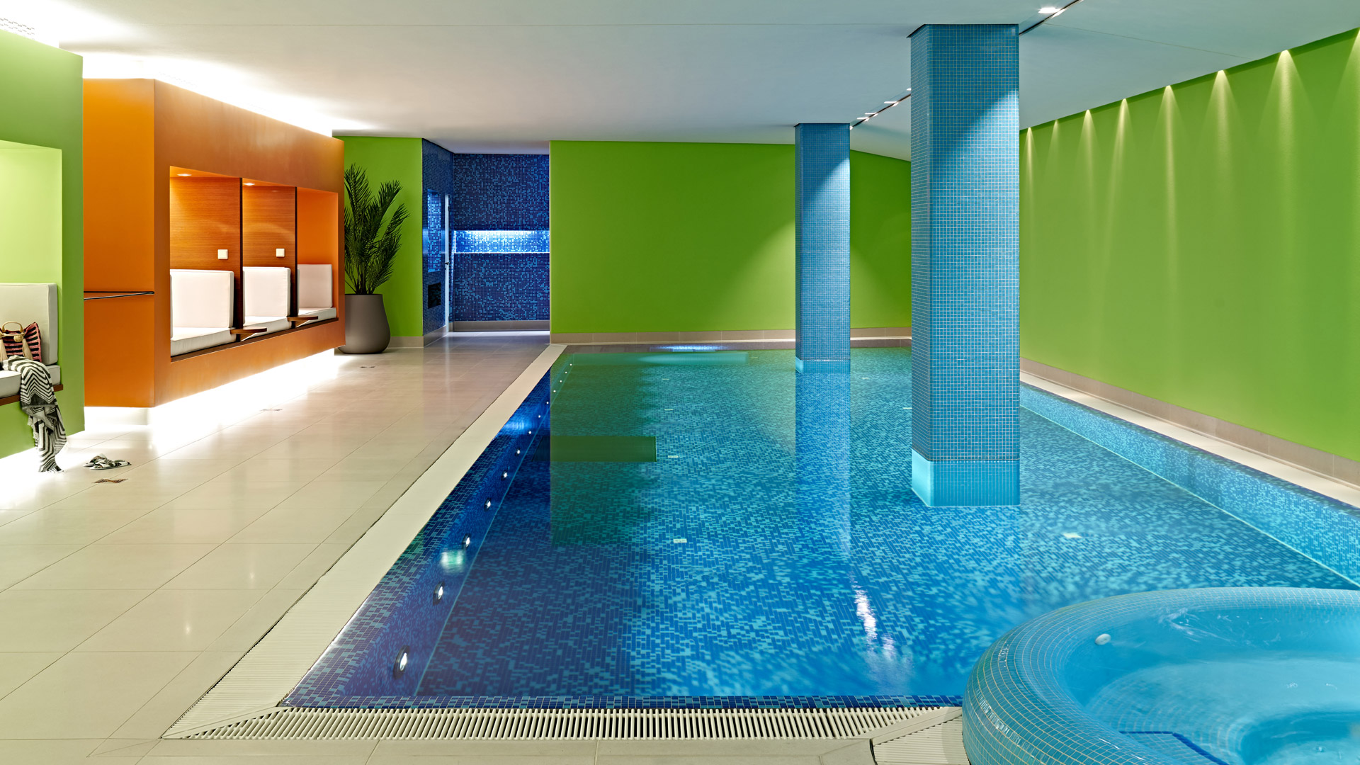 Spa Wellness Im Side Hotel Hamburg Erholung Pur